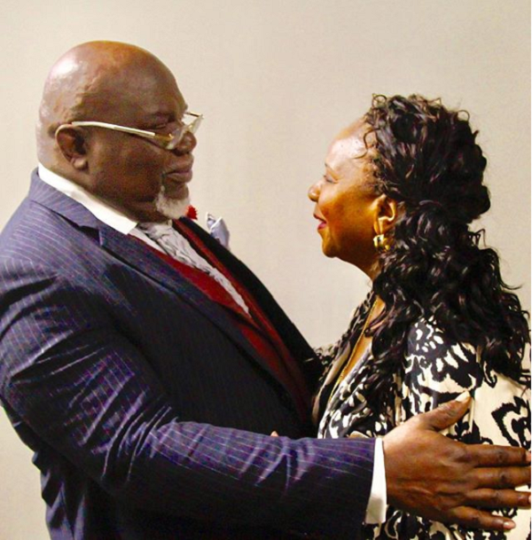 TD Jakes - What Brought You Can't Take You!