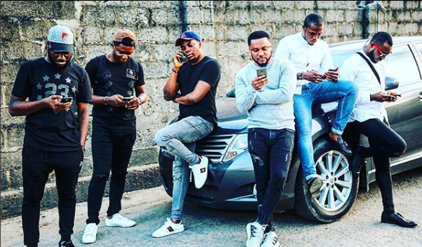 The Team of Tim Godfrey and Xtreme