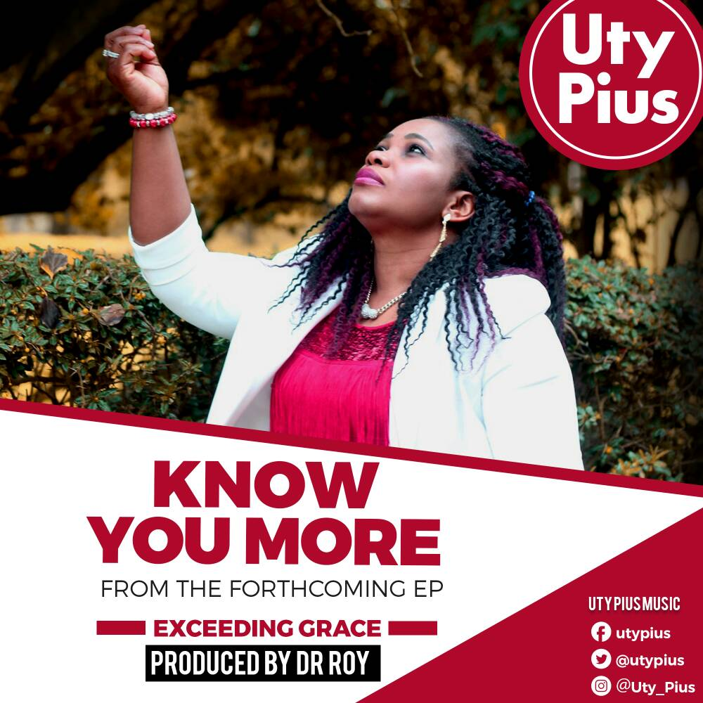 Uty Pius - Know You More