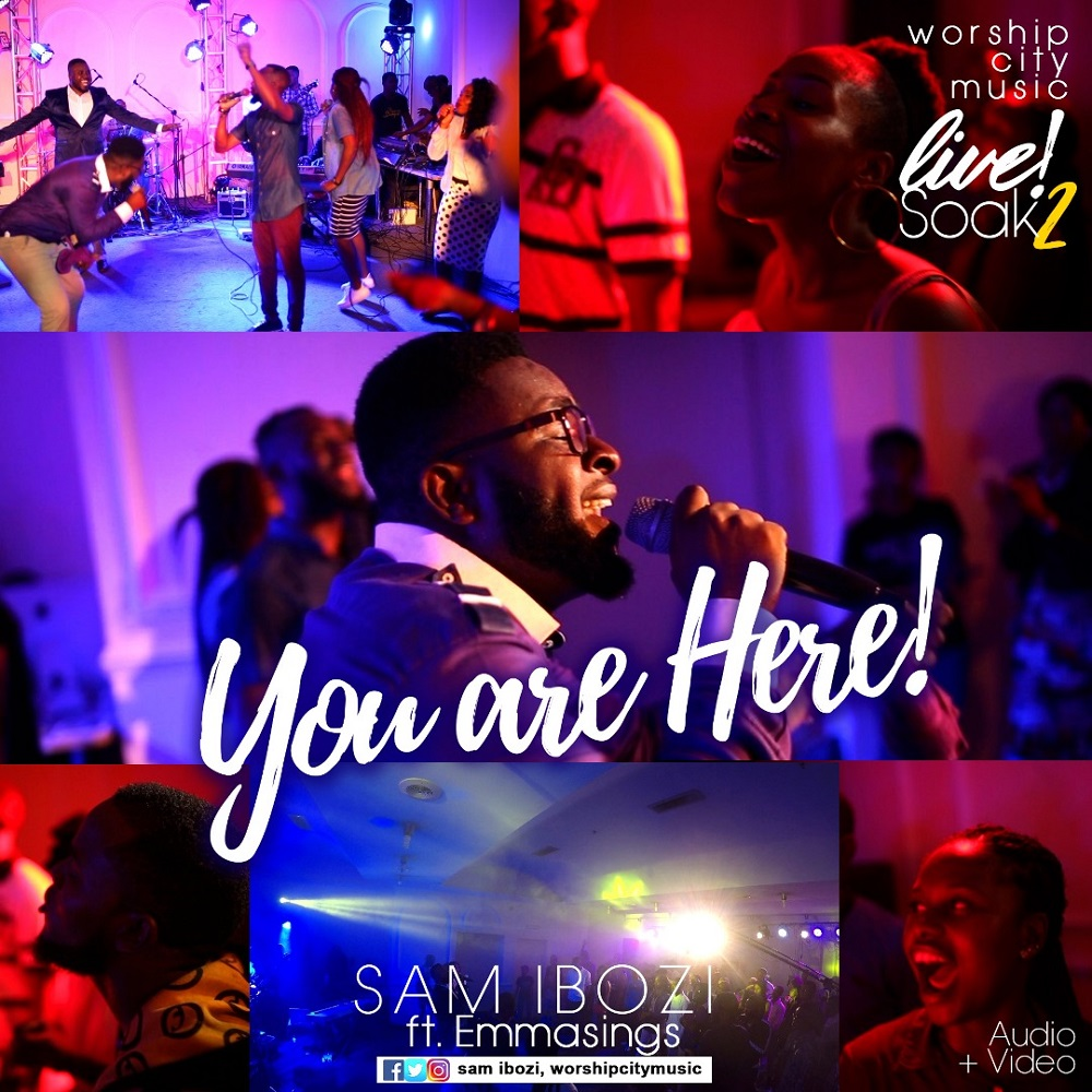 You Are Here Sam Ibozi