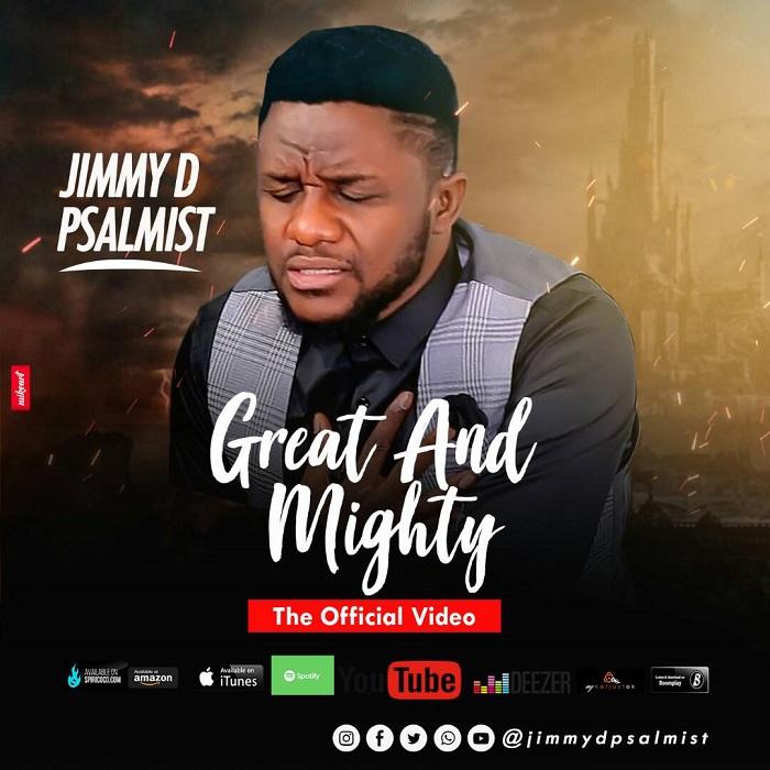 Jimmy D Psalmist