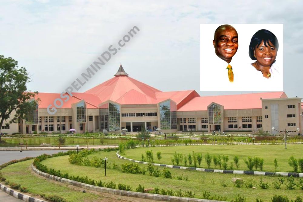 Secrets of Bishop David Oyedepo