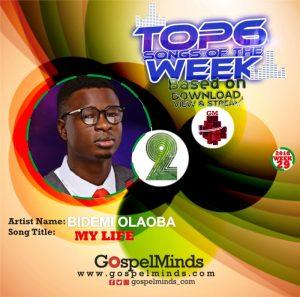 Bidemi Olaoba My Life TOP 2
