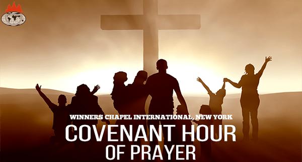 CHOP Covenant Hour