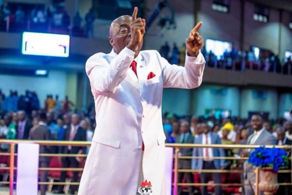 Covenant Day of No More Loss - David Oyedepo