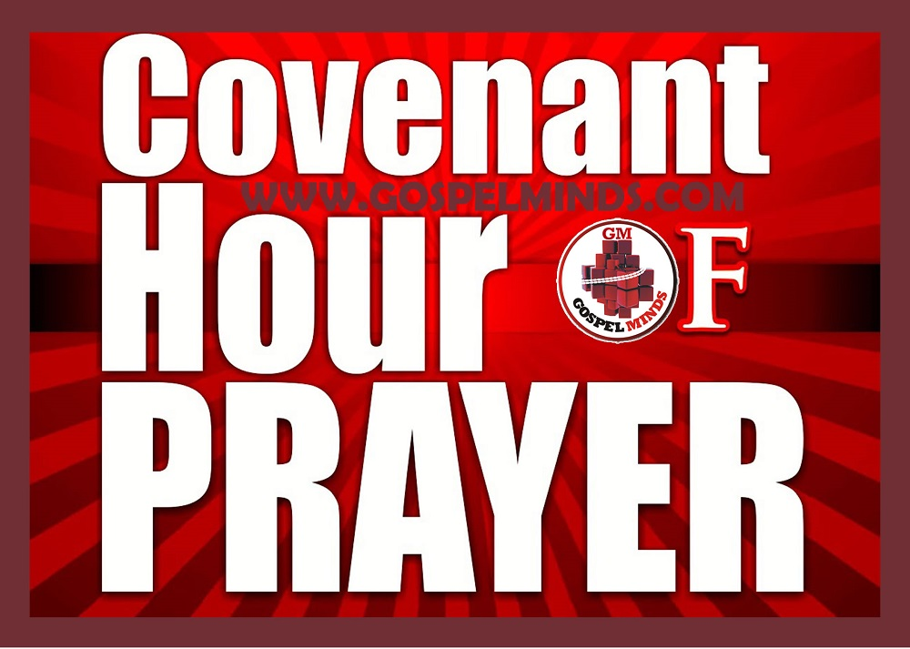 Watch Covenant Hour Of Prayer Intercessory Guidelines