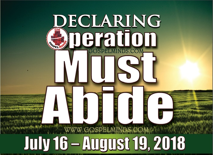 Declaring Operation Must Abide