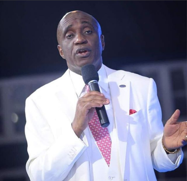 Pastor David Ibiyeomie Murdered