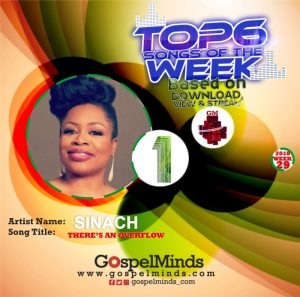 Sinach - There is an Overflow TOP 1