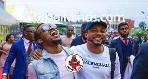 Travis Greene and Tim Godfrey Photos