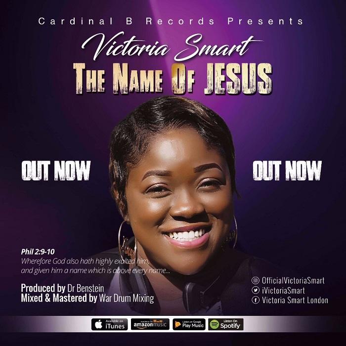 Victoria Smart The Name Of Jesus