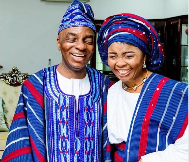 Bishop David Oyedepo 36th Wedding Anniversary