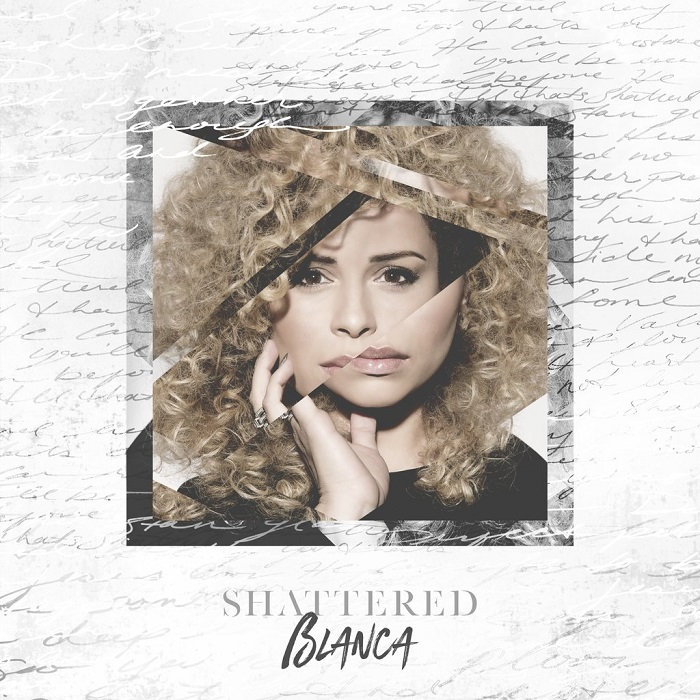 Blanca Album 'Shattered' Order Now