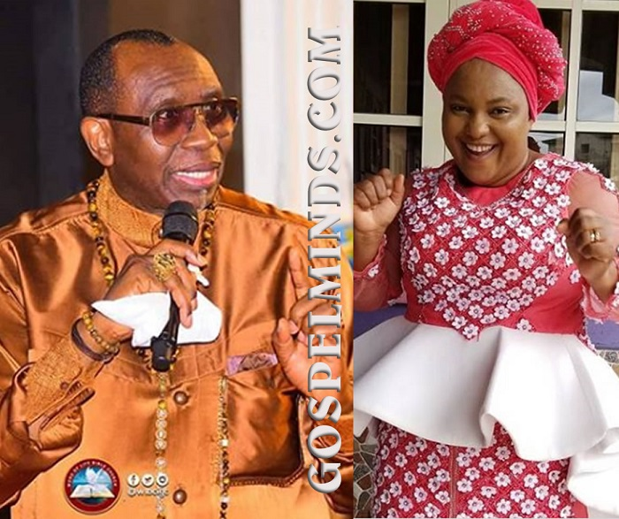 Chioma Jesus live with Pastor Ayo Oritsejafor at Word of Life Bible Church