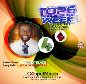 Elijah Oyelade – God Of Wonders 4