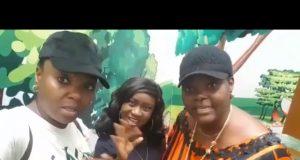 Nikki Laoye, Chioma Akpotha, & Stephanie Kadiri