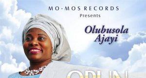 "Orun Mi Si ""My Heavens Are Opened"" Olubusola Ajayi"