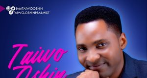 Taiwo Oshin You Are God