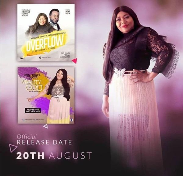 Tracy Tolota 'Mighty God' + 'Overflow' ft Prospa Ochimana