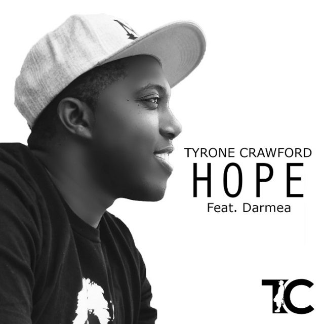 Tyrone Crawford debut single - Hope