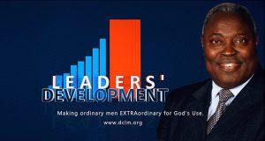 Deeper Life Leaders Development August