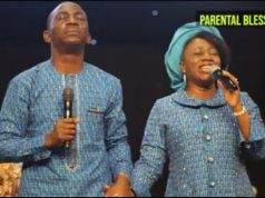 August 2018 Parental Blessing by Drs Paul and Becky Paul Enenche