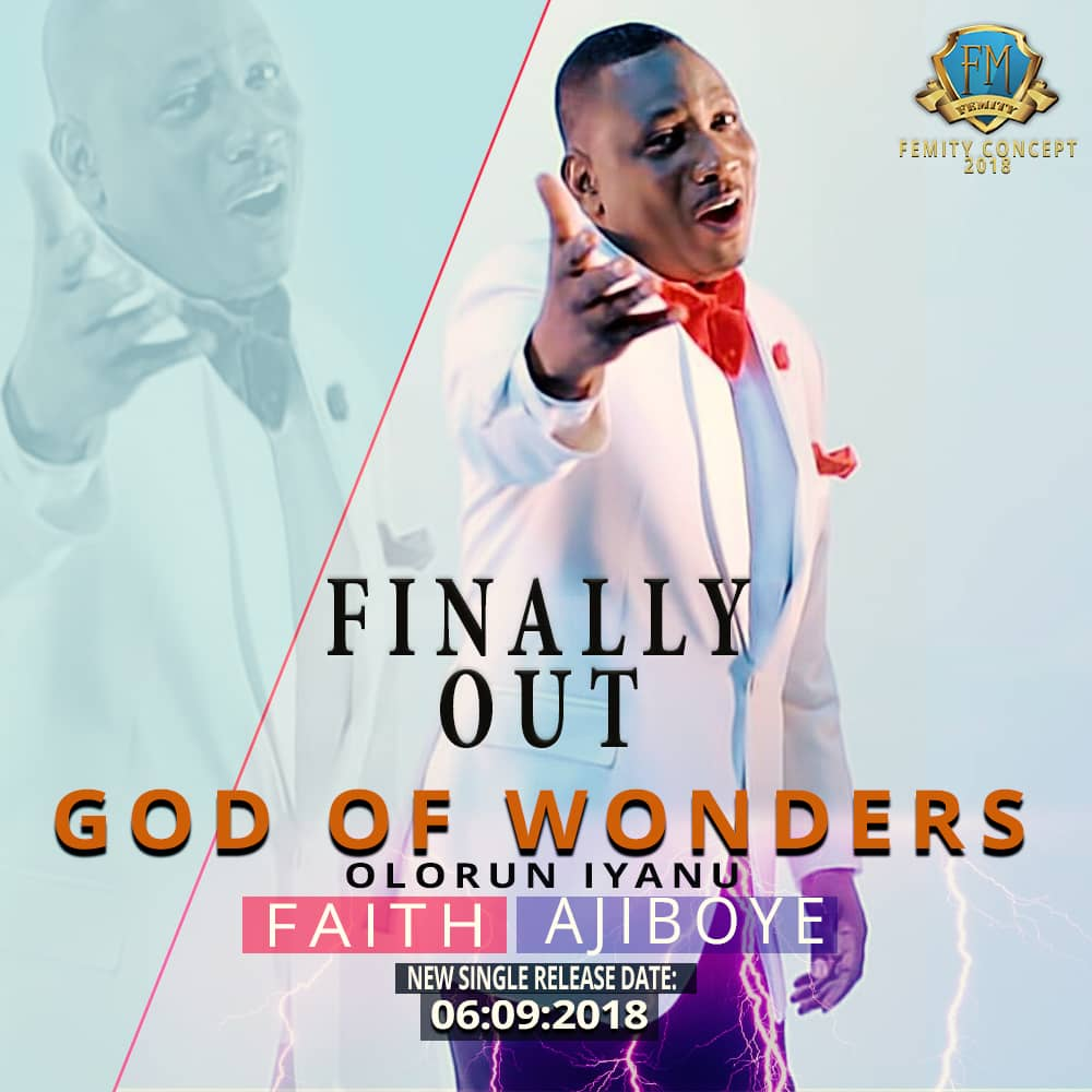Faith Ajiboye - God Of Wonders
