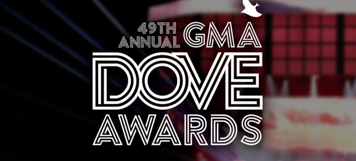 Kirk Franklin, Lauren Daigle, Tori Kelly At GMA Dove Awards 2018