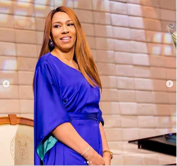 "Pastor Paul Adefarasin Celebrate Wife ""Ifeanyi"" Birthday 1"