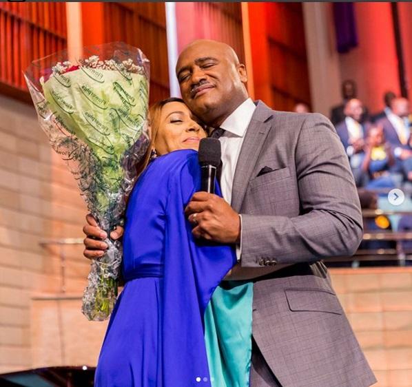 "Pastor Paul Adefarasin Celebrate Wife ""Ifeanyi"" Birthday 3"