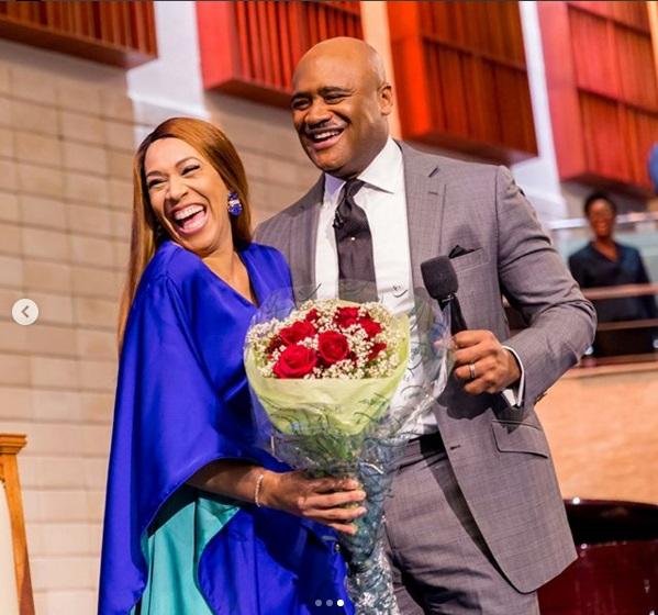 "Pastor Paul Adefarasin Celebrate Wife ""Ifeanyi"" Birthday"