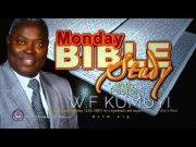 Pastor W.F Kumuyi - Deeper Christian Life Ministry