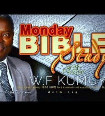 Pastor W.F Kumuyi - Deeper Christian Life Ministry