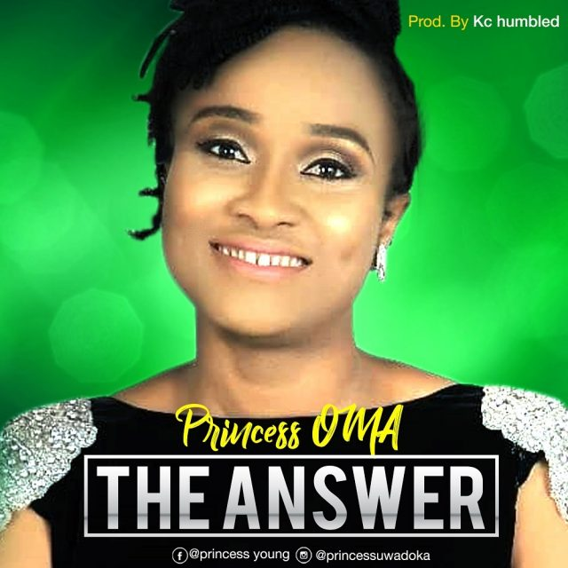 Princess Oma - The Answer