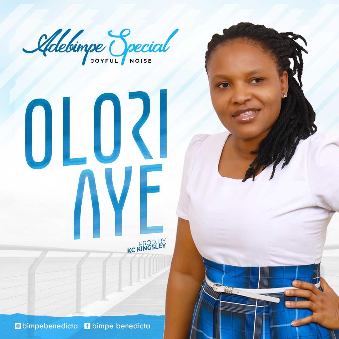 Adebimpe Special - Olori Aye (Ruler of the Universe)
