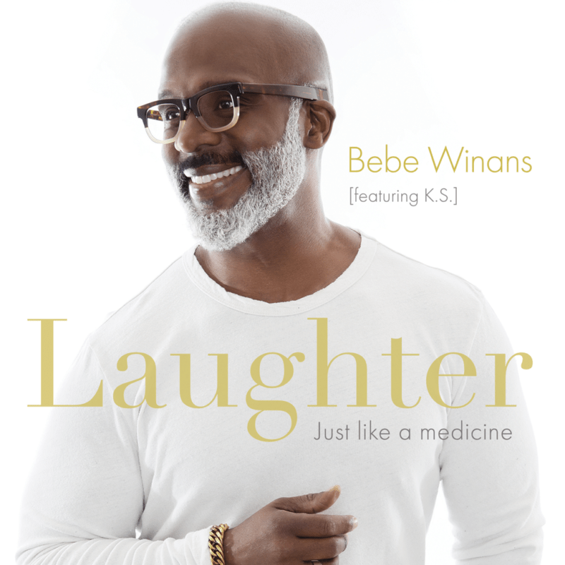 """Bebe Winans - Laughter """"Just Like Medicine"""" Feat K.S (Mp3 Download)"""