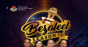 Bezaleel Gospel Music Competition Grand Finale Holds 14th October 2018