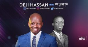 Deji Hassan - You Are Not Alone Ft. Kenneth Ozioma