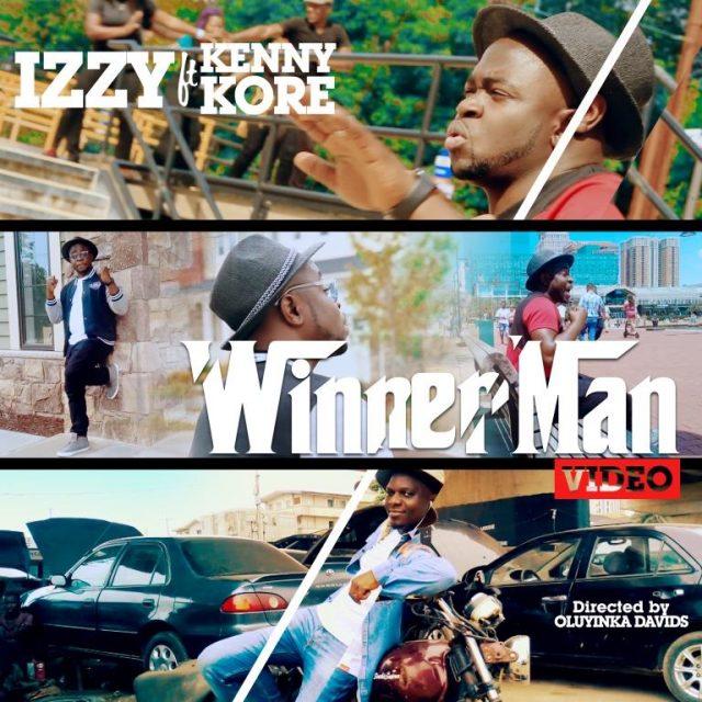 Izzy - Winner Man Ft. Kenny K'ore