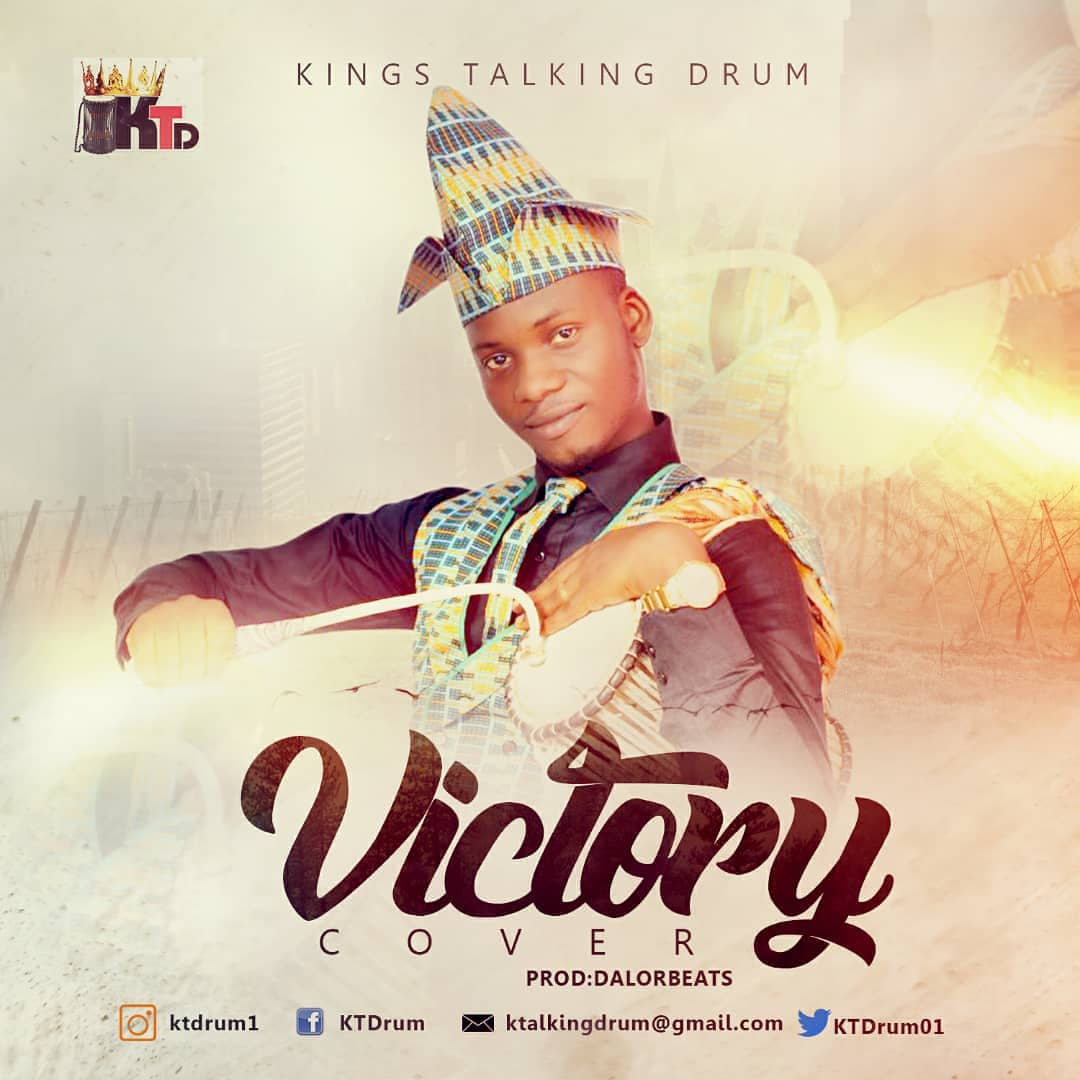 KT Drum - Victory Cover By Eben