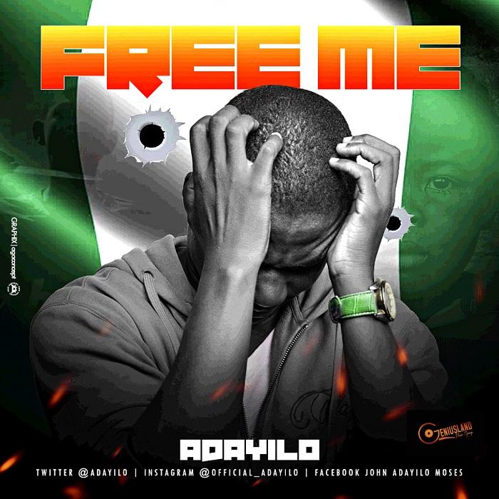 Moses Adayilo John - Free Me