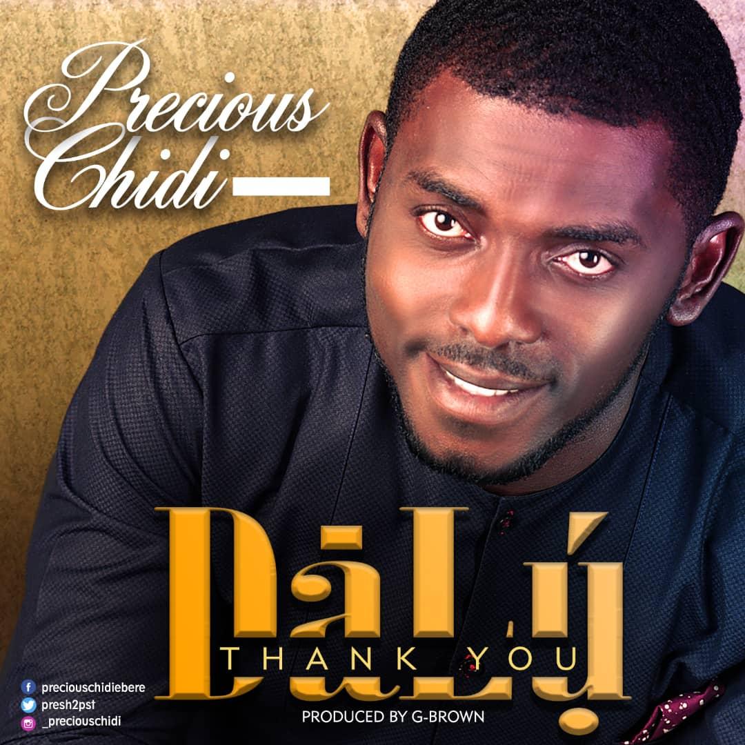 Precious Chidi - Dalu (Thank You) Free Mp3 Download