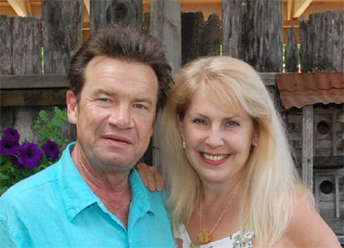 Russ Taff and His Wife of 42 Years, Tori - Still Believing
