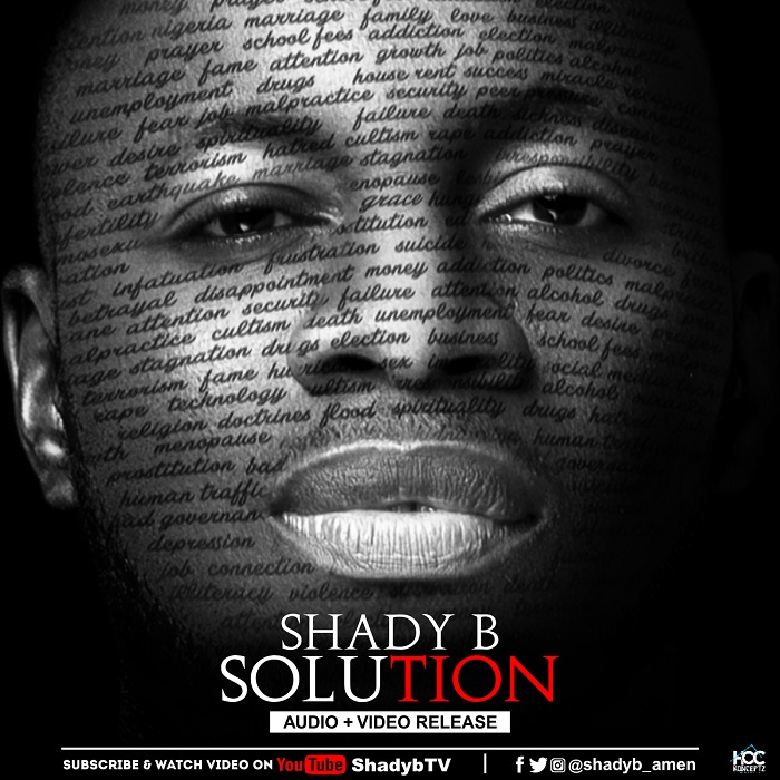 Shady B - Solution Audio and Video