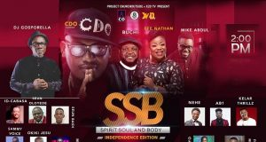 Spirit, Soul and Body Unveils More Artistes To Turn Up for Concerts