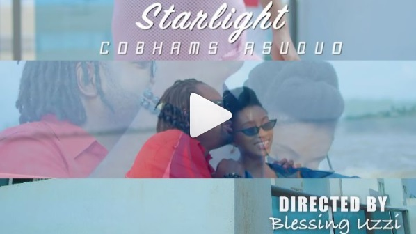 Starlight by Cobhams Asuquo (OFFICIAL MUSIC VIDEO)