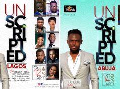 Thobbie Set to Light Up Lagos & Abuja This Oct
