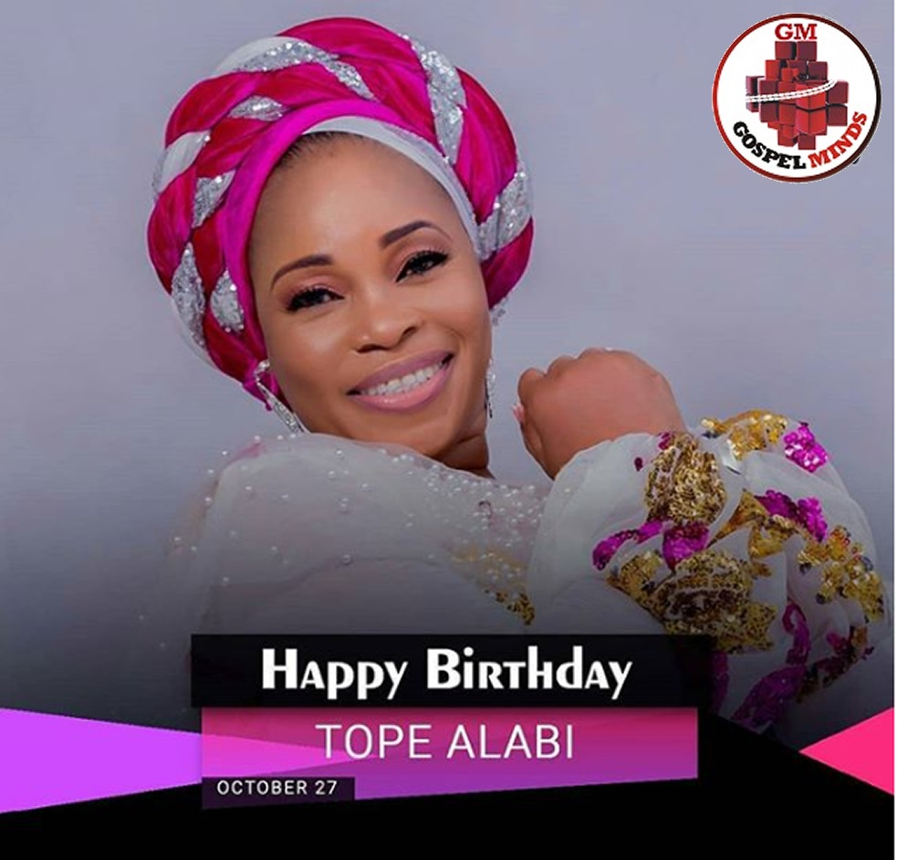 12 Interesting Things You Didn't Know About Tope Alabi.fw