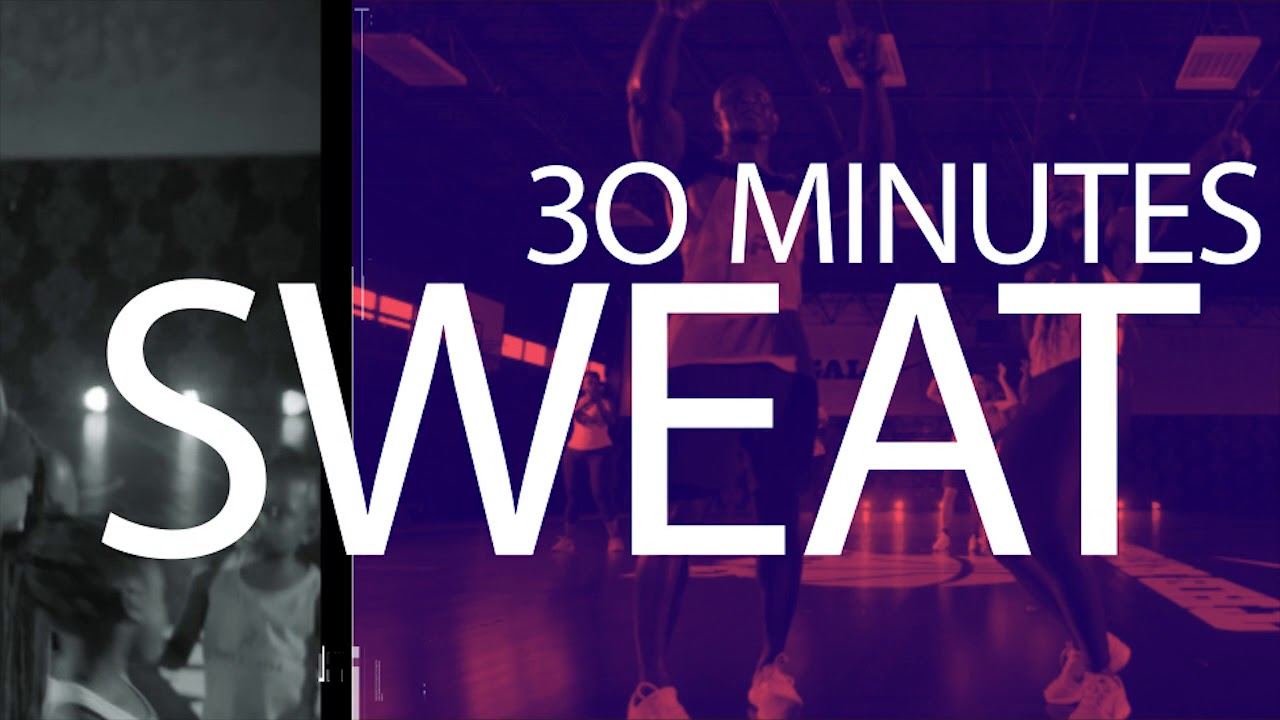 Afro Praise HIIT 30 Minute Workout Video (APH)