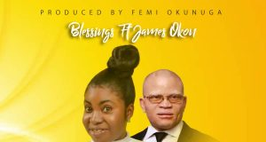 Blessings – I'm So Grateful Ft. James Okon